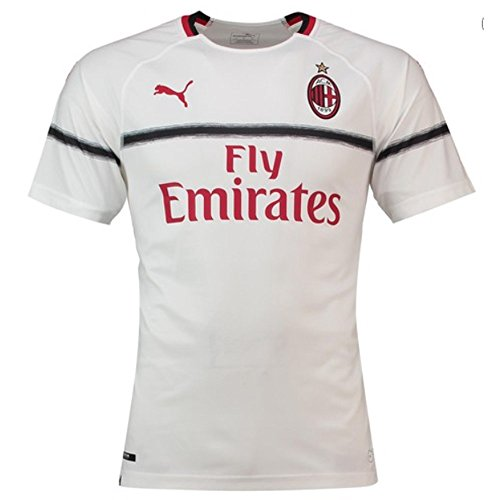 - PUMA 2018-2019 AC Milan Away Football Shirt