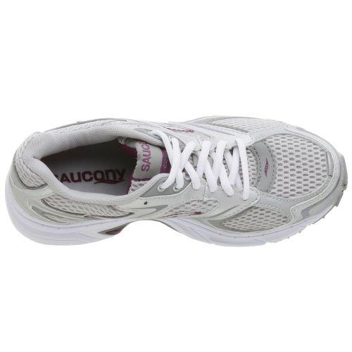 Keds Damen Kickstart Retro Perf Lea Wht/Green Sneaker, Weiß (White), 42 EU
