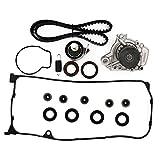 Timing Belt Kit Water Pump Cover Gasket Fit 01-05