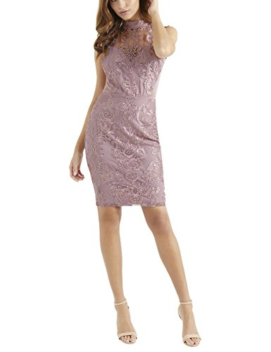lipsy all over lace dress - 5