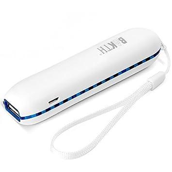 BAKTH forma Atún Batería Externa Portátil de 3000mAh Mini Cargador USB Power Bank para iPhone 6 6 Plus 5s 5C 5 4S, iPad Air y Mini, iPod, Galaxy S6 ...