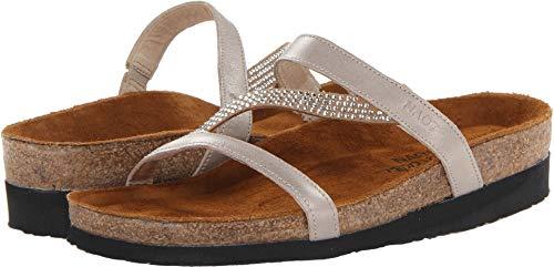Naot Women's Hawaii Dress Sandal, Stardust, 40 EU/9 M US