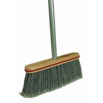 Harper Brush 10804A 12 Inch Indoor Upright Broom