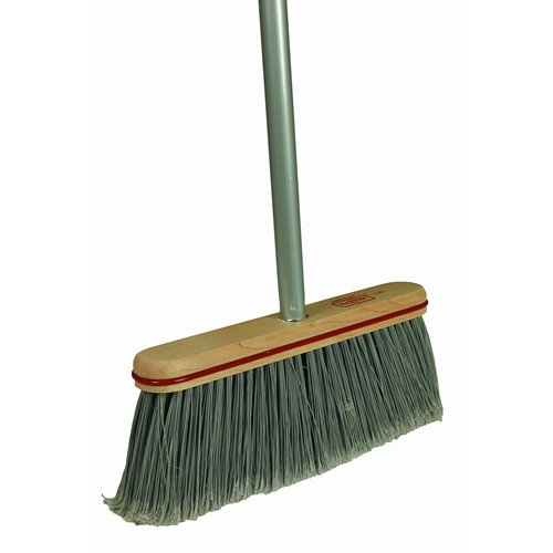 Harper Brush 10804A 12-Inch Indoor Upright Broom Jensen Home 6510341
