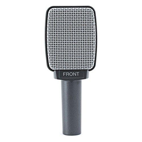 e609 Silver Guitar Amplifier Dynamic Microphone