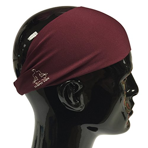 Temple Tape Headbands for Men and Women - Mens Sweatband & S