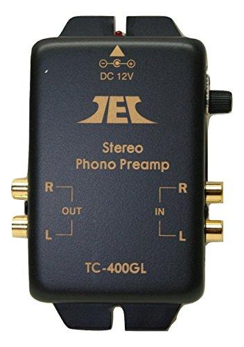 Technolink TC-400GL RIAA Phono Preamp Version 2.0; Better Specs, Universal Voltage by TEC