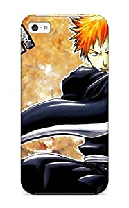 Best Fashionable Style Case Cover Skin For Iphone 5c- Bleach