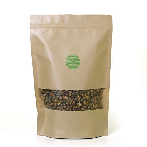 GOARTEA® 250g (8.8 Oz) Organic Premium Golden Fetal Chrysanthemum Buds Flower Floral Dried Herbal Natural Health Chinese Tea