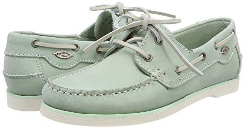 Tropical Donna Turchese Scarpe Barca Active Da 70 mint Camel 4fqFng4