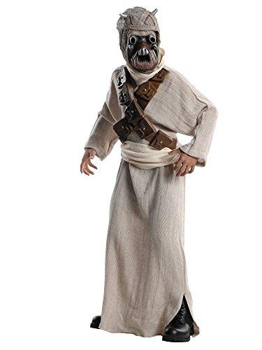Star Wars Deluxe Tuskan Raider Costume, Medium
