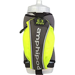 Amphipod Hydraform Jett-Lite Thermal Water Bottle - 20oz. Hi Viz, One Size