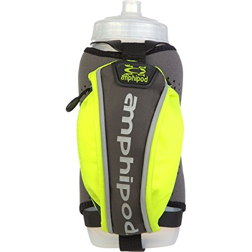 Amphipod Hydraform Jett-Lite Thermal Water Bottle - 20oz. Hi Viz, One Size