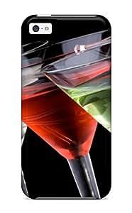 Joey L Ferro Perfect Tpu Case For Iphone 5c/ Anti-scratch Protector Case (artistic Drinks )