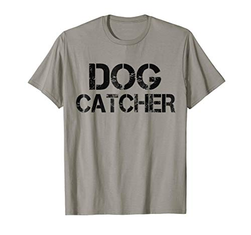 Halloween Dog Catcher Costume T-Shirt ()