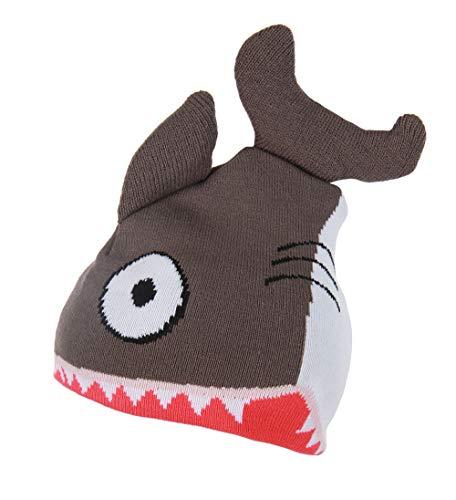 elope Shark Bite Knit Beanie - http://coolthings.us