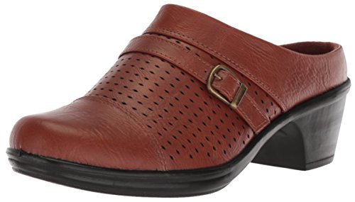 Easy Street Womens Cleveland Clog Tan