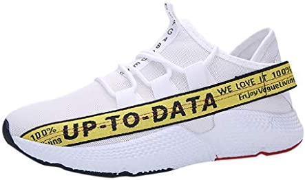 254ba6fa5a1b8 JJLIKER Mens Boys Fahion Walking Tennis Shoes Slip on Casual Fashion ...
