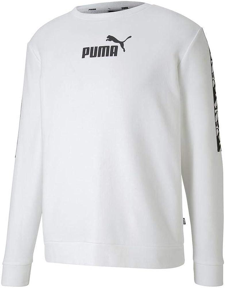 PUMA Herren Amplified Crew Tr Pullover