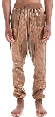 Unisex Leather Pants - 6