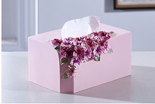 Continental Decorative Door - CLG-FLY Living room Continental Book box tissue box creative cute Napkin box simple paper drum home napkin,D-36037-A