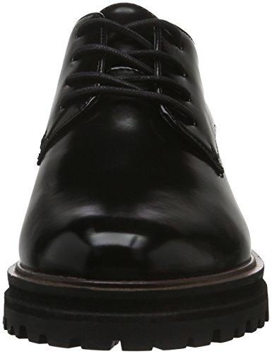 Para Synthetic Negro De black Aldo Cordones Oxford Mujer Zapatos 96 Daring XqzqfP