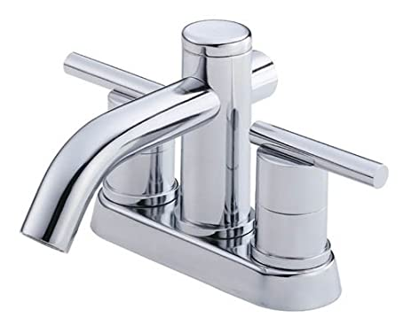 Danze D301058 Parma Two Handle Centerset Lavatory Faucet, Chrome ...