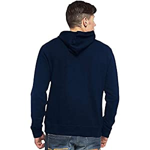ADRO Men's Cotton Hooded Sweatshirt