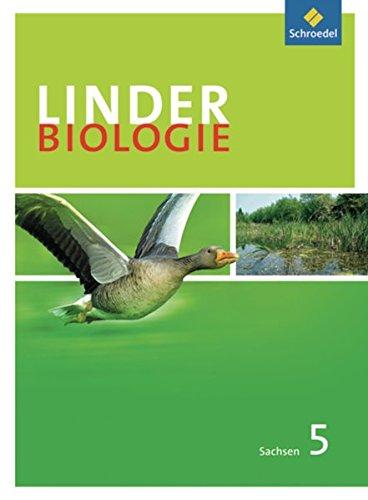 LINDER Biologie SI   Ausgabe 2011 Für Sachsen  LINDER Biologie SI   Ausgabe Für Sachsen  Schülerband 5