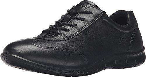 ECCO Women's Babett Black Sneaker 35 (US Women's 4-4.5) M