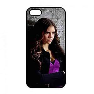 Customized Vampire Diaries Phone Funda Vampire Diaries Iphone 5 5S Phone Funda Hard Plastic Protector 114