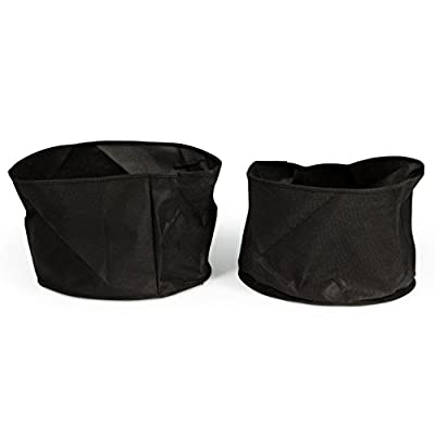 Aquascape Fabric Plant Pot for Pond and Aquatic Plants, Versatile, Durable, 12-Inch x 8-Inch, 2-Pack | 98500 : Garden & Outdoor