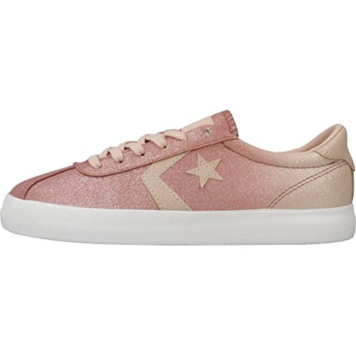 Beige Kids' Saddle Converse Lifestyle Particle Synthetic Shoes Ox Unisex White Fitness Beige 264 Breakpoint vP5wBSxq