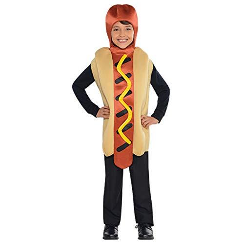 Child Hot Diggity Hot Dog Costume | 3