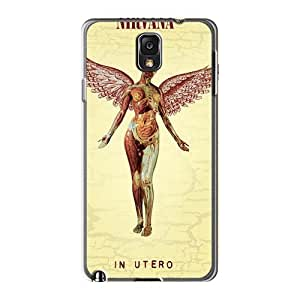 Iphonecase88 Samsung Galaxy Note3 Comfortable Phone Hard Cover Provide Private Custom Beautiful Nirvana Series [QVd2116ERzn]
