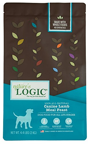 Nature'S Logic Canine Lamb Meal Feast, 4.4Lb