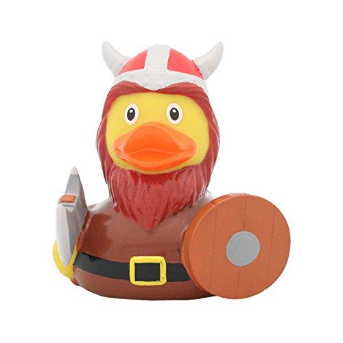Canard de bain Nordmann Canard, canard en caoutchouc, canard, canard de bain sonore, canard, Figurine Collector, caoutchouc Jouet de Bain Lilalu, 2102