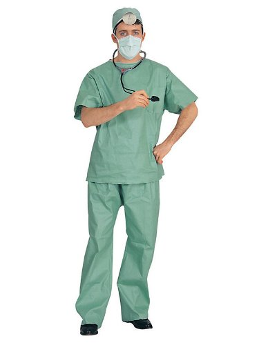 Doctor Costume (Size (La Themed Costumes)
