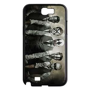 Samsung Galaxy N2 7100 Cell Phone Case Covers Black Megaherz MSU7172376