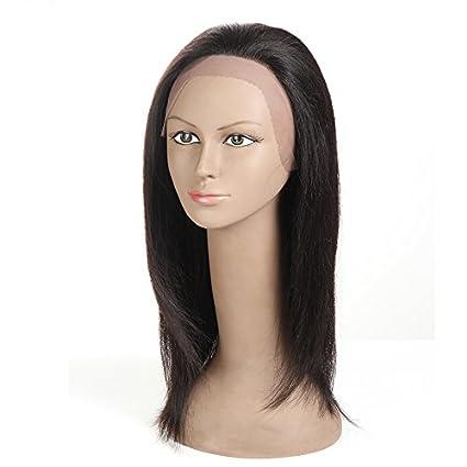 (C04) profesional Peluquería calva maniquí de cabeza para pelucas, peluca, gafas