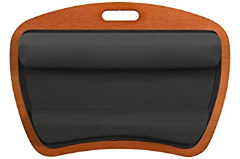 "Lapgear Xl Executive Lap Desk, - Mahogany (Fits Up To 17.3"" Laptop) 7"