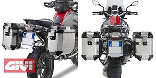 Givi Portamaletas lateral para motos BMW R 1200/GS LC F 800/GS