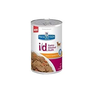 Hill's Prescription Diet i/d Digestive Care Chicken & Vegetable Stew Canned Dog Food 12/12.5 oz