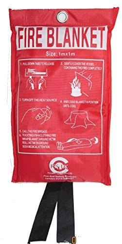 Blackspur BB-FB101 Fire Blanket by Blackspur