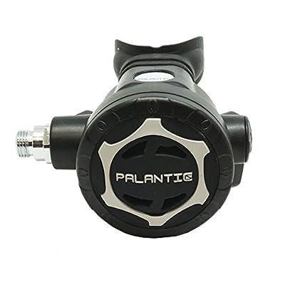 "Palantic AS207 Spare Second Stage Regulator w/ 36"" 350PSI Hose"