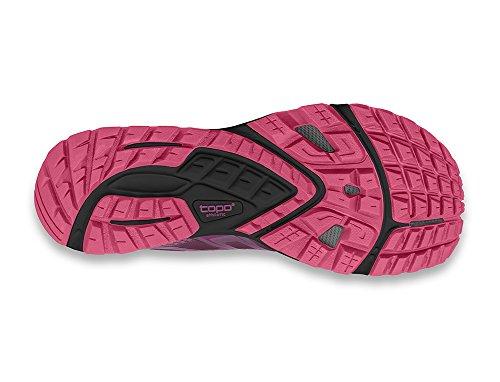 Topo Athletic Runventure 2 Chaussures De Course - Femme Framboise / Noir
