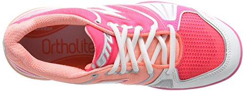 Lotto Stratosphere Cly W - Zapatillas de tenis Mujer Rosa - Pink (PINK FL/WHT)