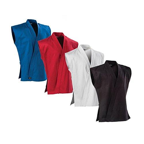 Century 8 oz. Middleweight Brushed Cotton Sleeveless Karate Jacket