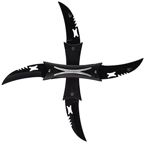 Master Cutlery VL-04B Fantasy Folding Knife Four Blades Designed by Victor Lee