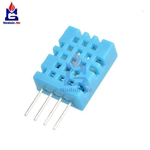 Price comparison product image Xucus DHT11 DHT-11 Digital Temperature and Humidity Sensor Temperature Sensor for Arduino Module Board